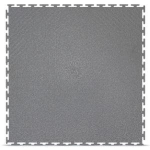 Модульное покрытие M-Tile - Hard Steel Серый | 500x500x7 мм