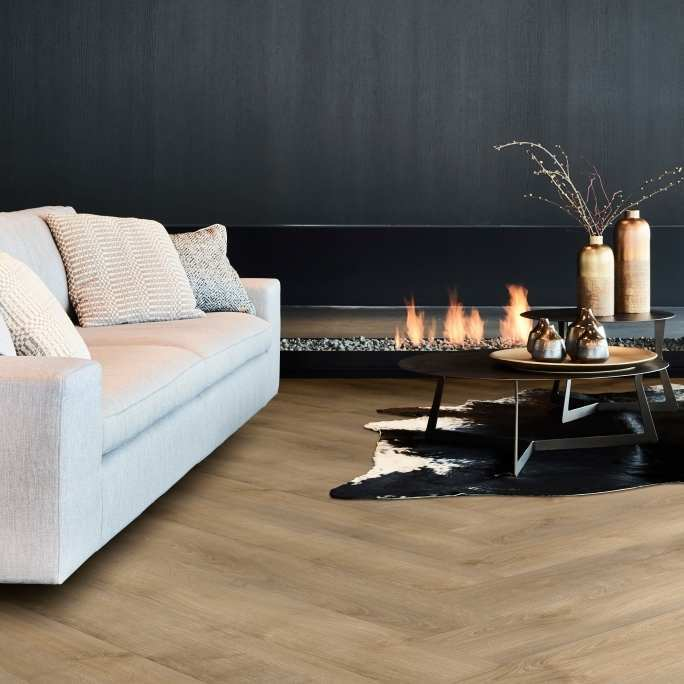 Виниловый ламинат Moduleo - Transform Wood Sherman Oak (22232)