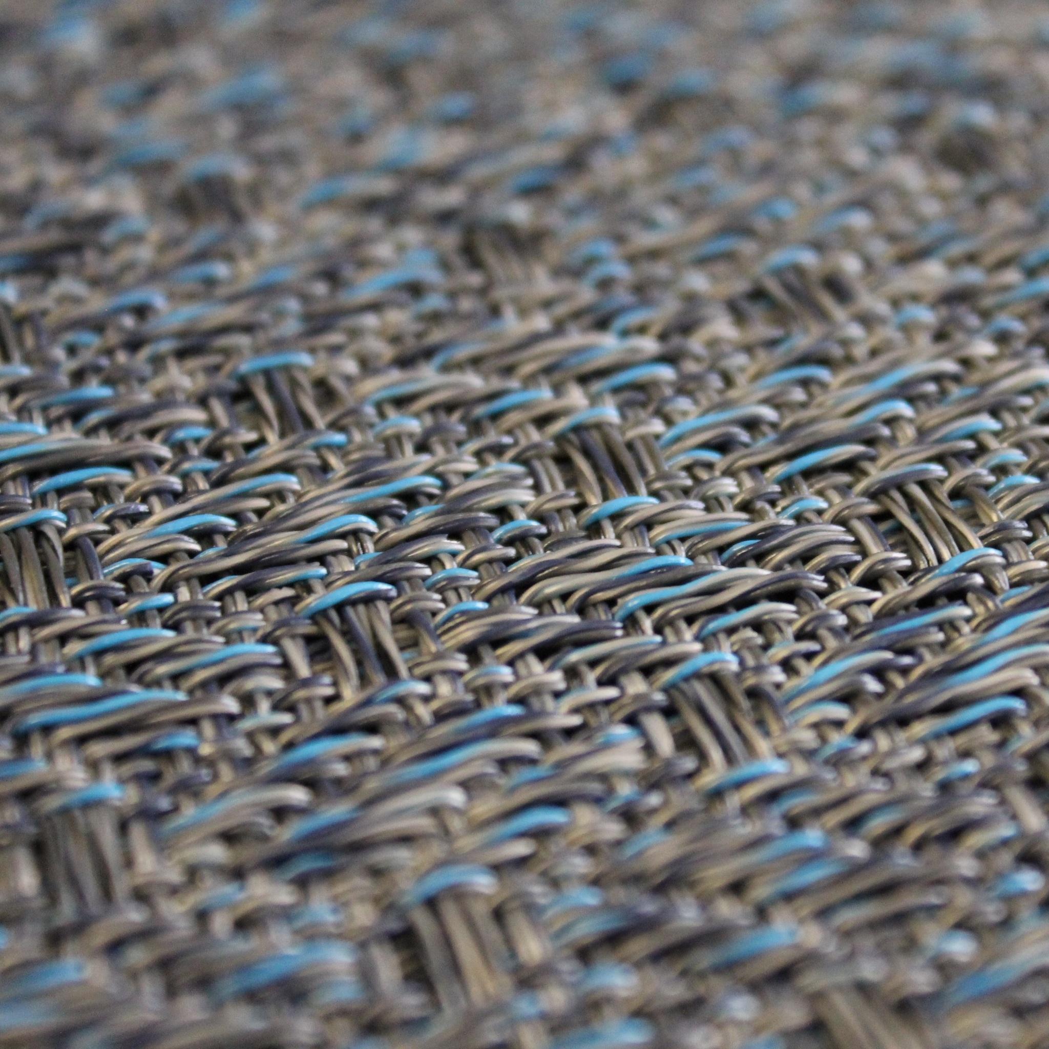 Плетеный виниловый пол Hoffmann - Stripe (ECO-8027H)