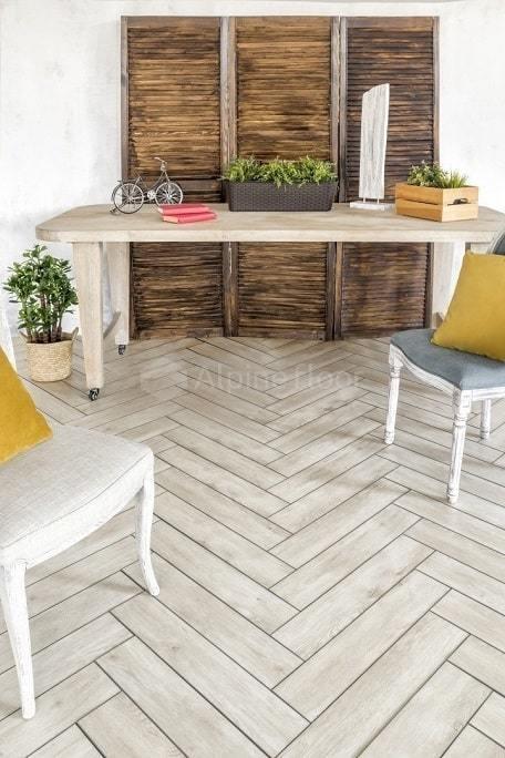 Виниловый ламинат Alpine Floor - Expressive Parquet Морской штиль