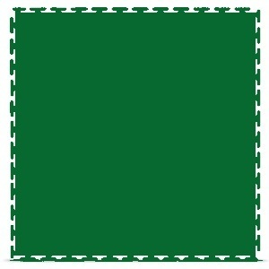 Модульное покрытие M-Tile - Hard Studded Зелёный | 500x500x7 мм
