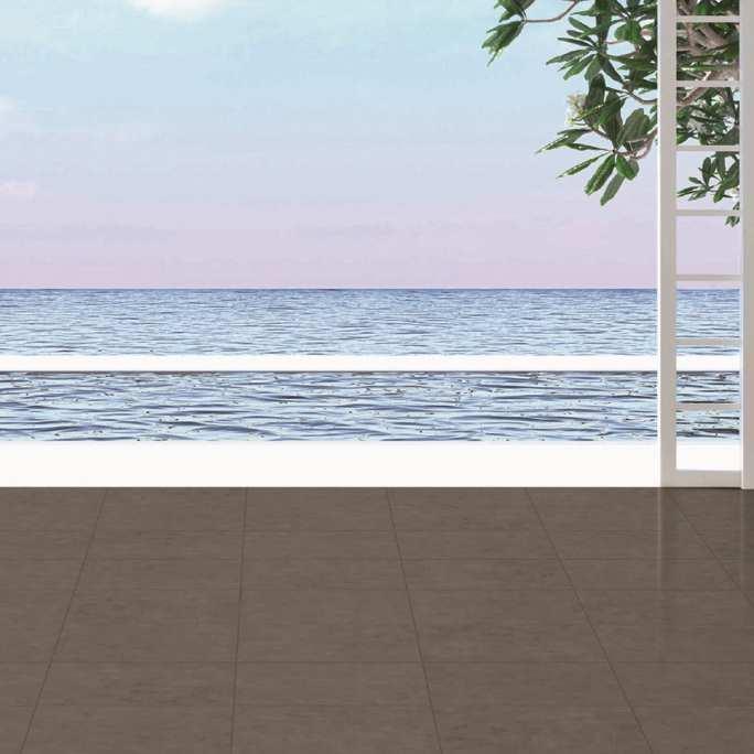 Виниловая плитка Decoria - Office Tile Бетон Пантеон