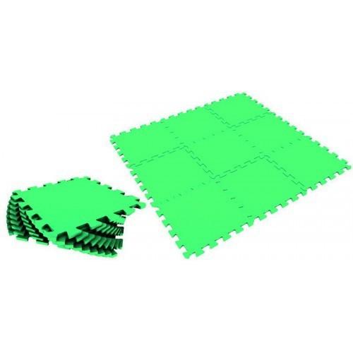 Мягкий детский пол | Цвет: зелёный (33МП/361)