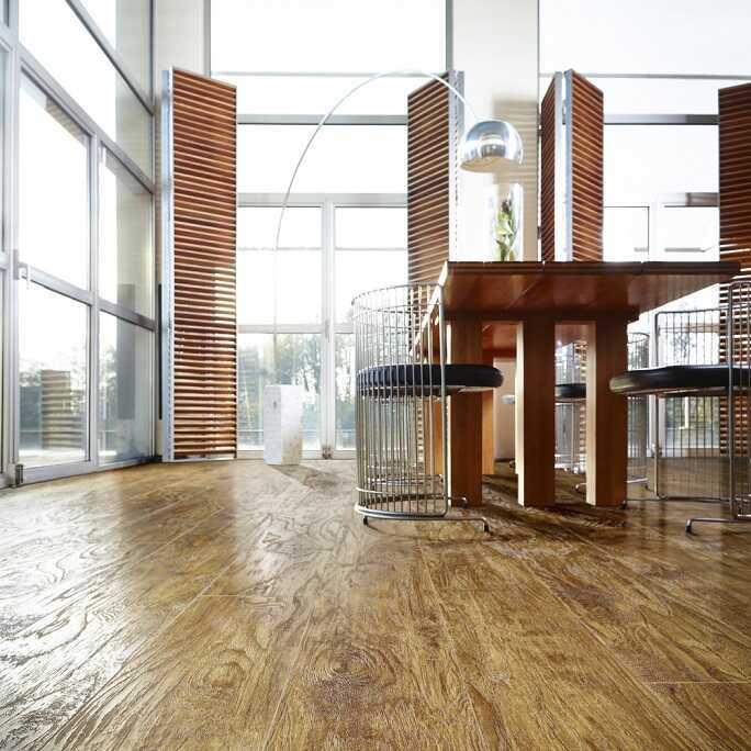 Виниловый ламинат Fine Floor - Rich Collection Пекан Барроу (FF-1967)