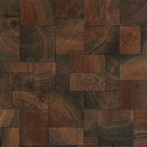 Дизайн-плитка LG - Decotile Пиленое Дерево Темное