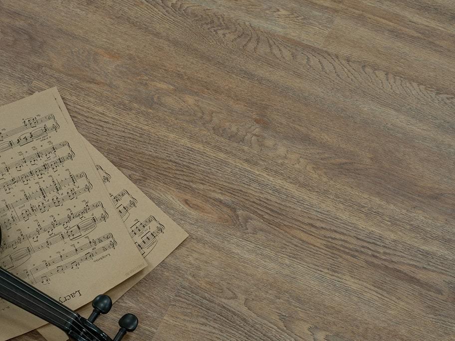 Виниловый ламинат Fine Floor - Wood Дуб Карлин (FF-1507)