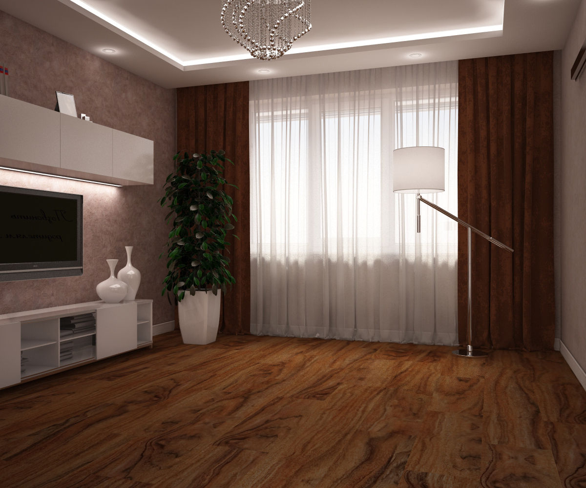 Виниловая плитка Progress - Wood (2 мм) Palisander Light