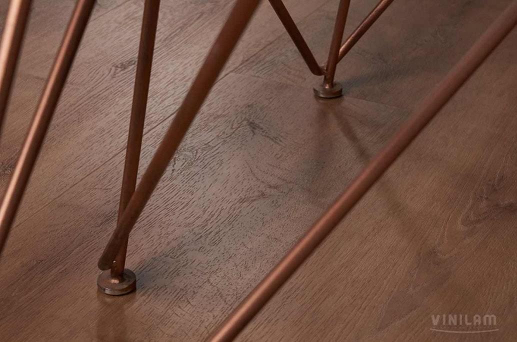Виниловый ламинат Allure Floor - Isocore (7.5 мм) Дуб золотой