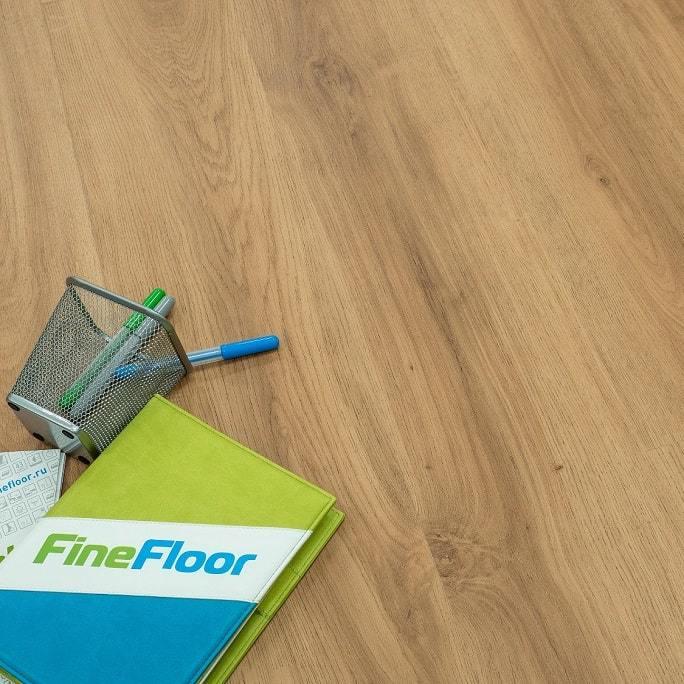 Виниловая плитка Fine Floor - Wood Дуб Орхус (FF-1409)