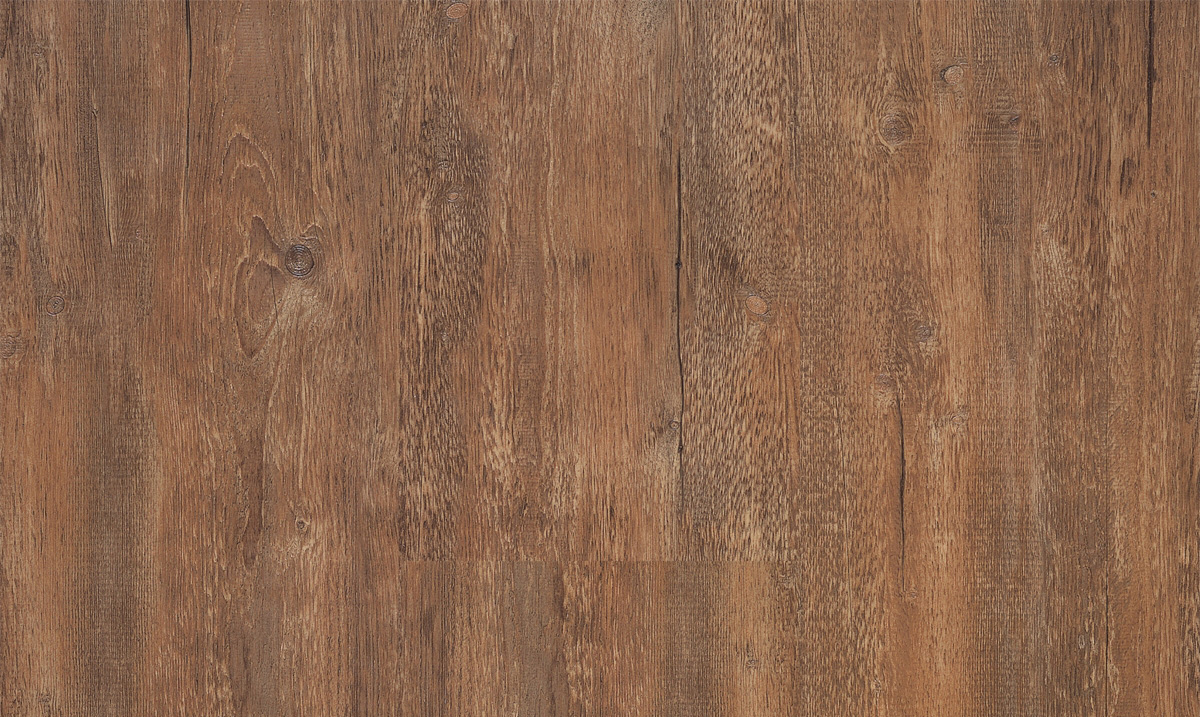 Виниловый ламинат Progress - Wood (6.5 мм) Oak Brown Nature