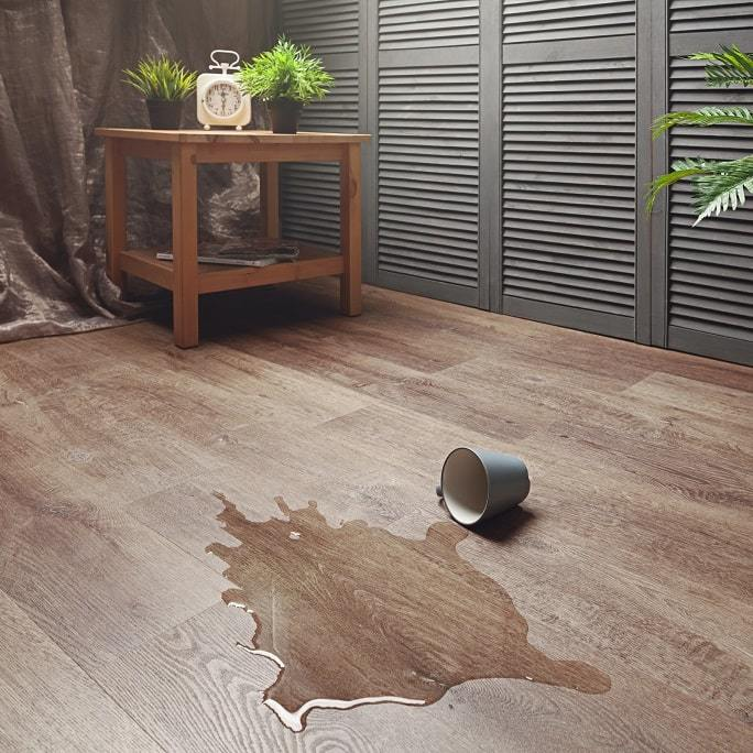 Виниловый ламинат AquaFloor - Real Wood (AF6033)