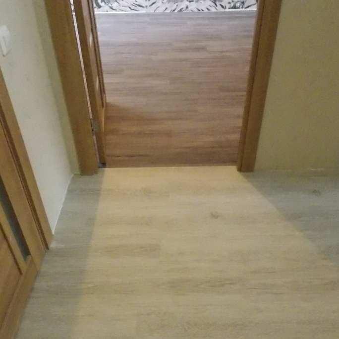 Виниловая плитка DeArt Floor - Lite Дуб Снежный