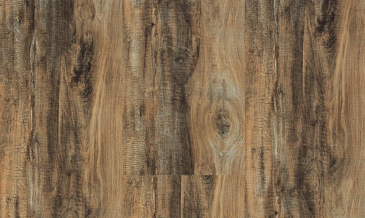 Виниловый ламинат Progress - Wood (6.5 мм) Pine Smoked