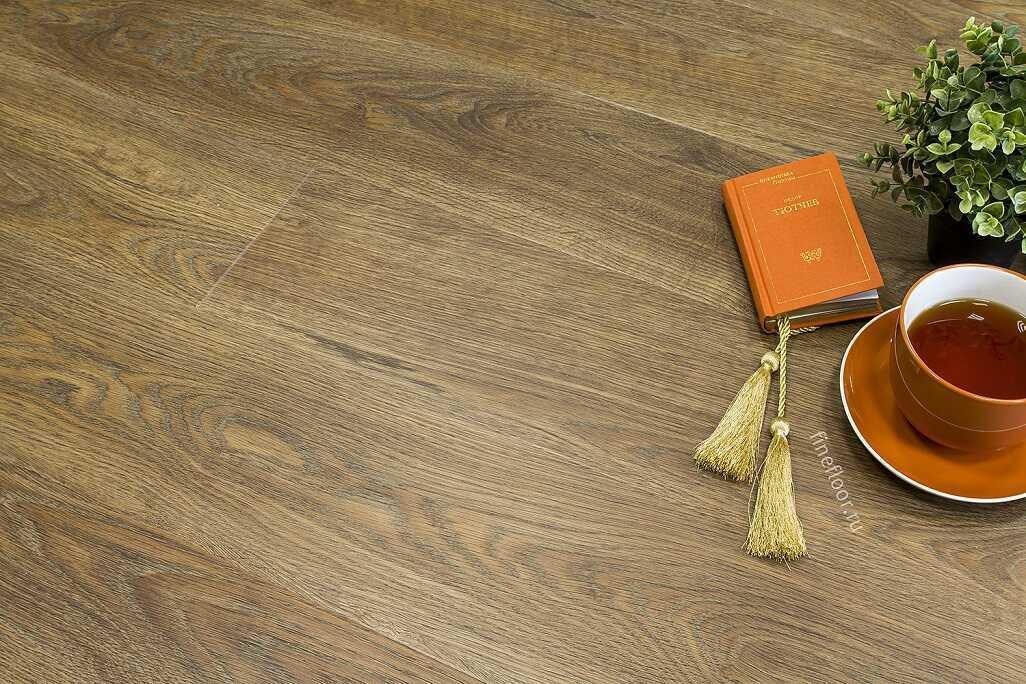 Виниловый ламинат Fine Floor - Rich Collection Дуб Катания (FF-1978)