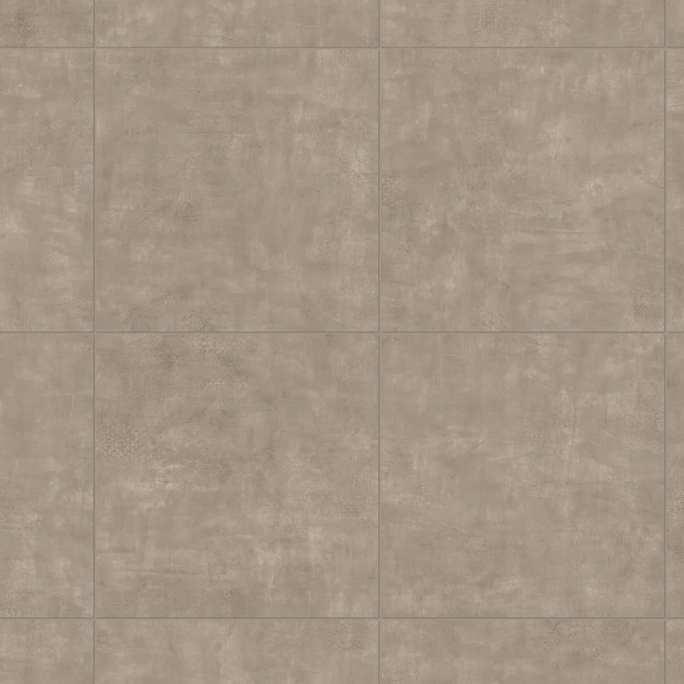 Виниловая плитка Decoria - Office Tile Бетон Тебесе