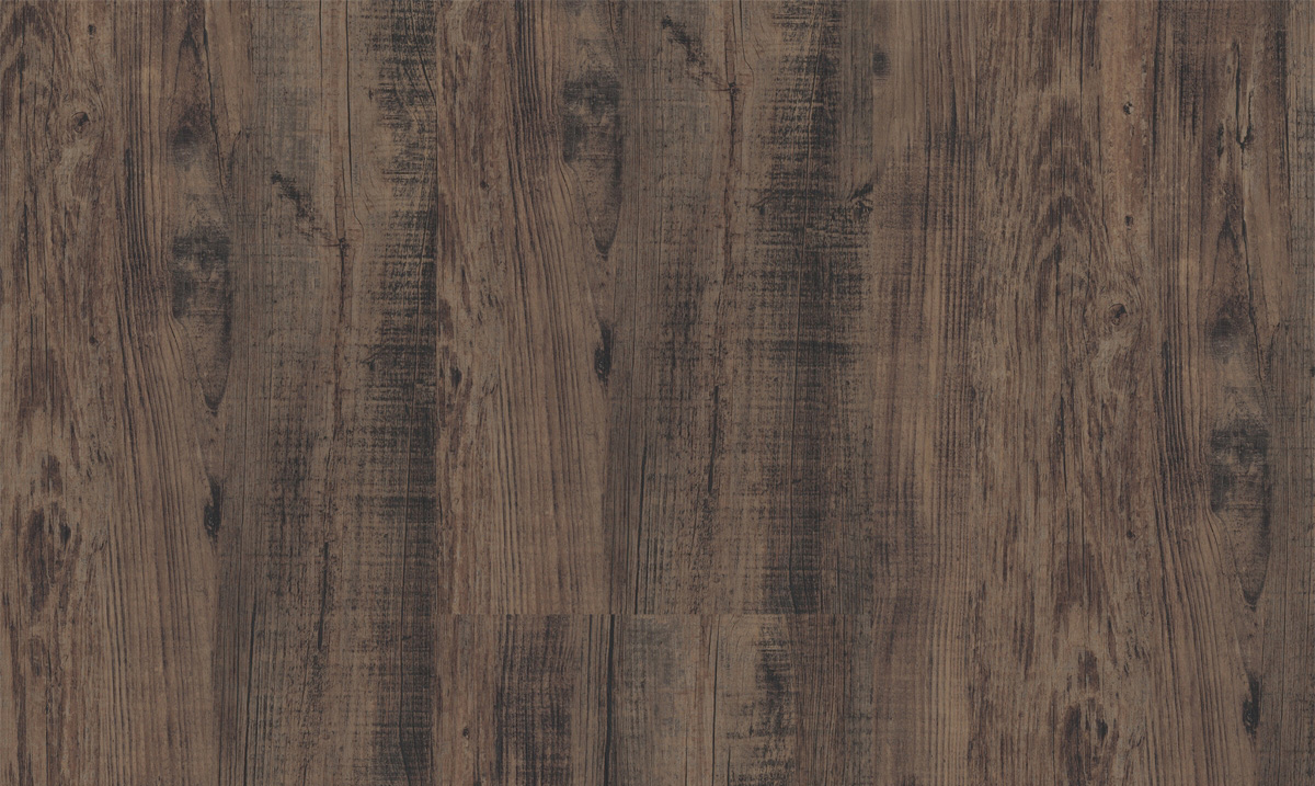 Виниловый ламинат Progress - Wood (6.5 мм) Country Smoked