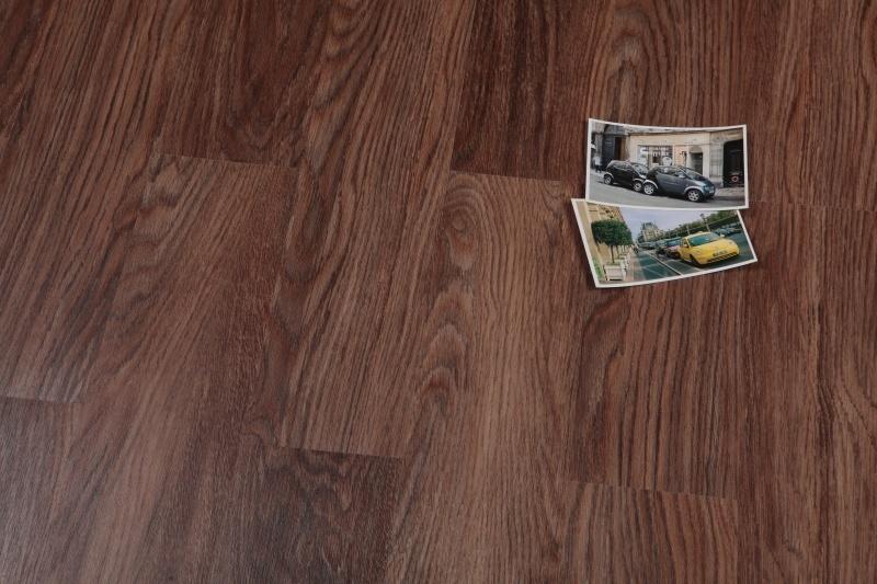 Дизайн плитка ПВХ Forbo - Home Expert Дуб бурбон (2027)