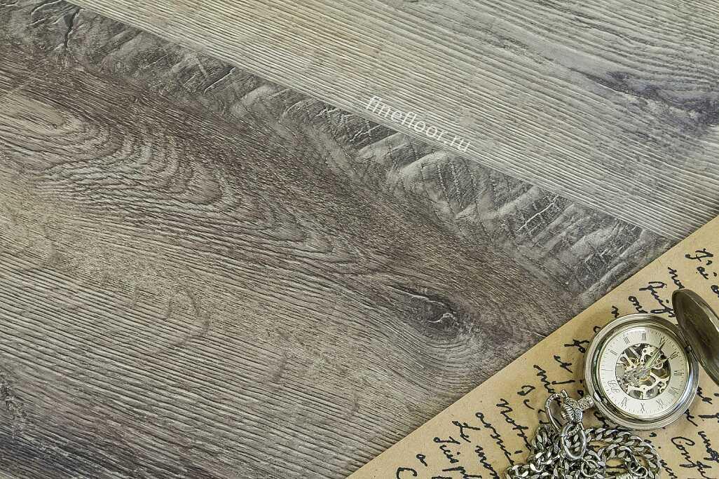 Виниловый ламинат Fine Floor - Rich Collection Дуб Девон (FF-1980)
