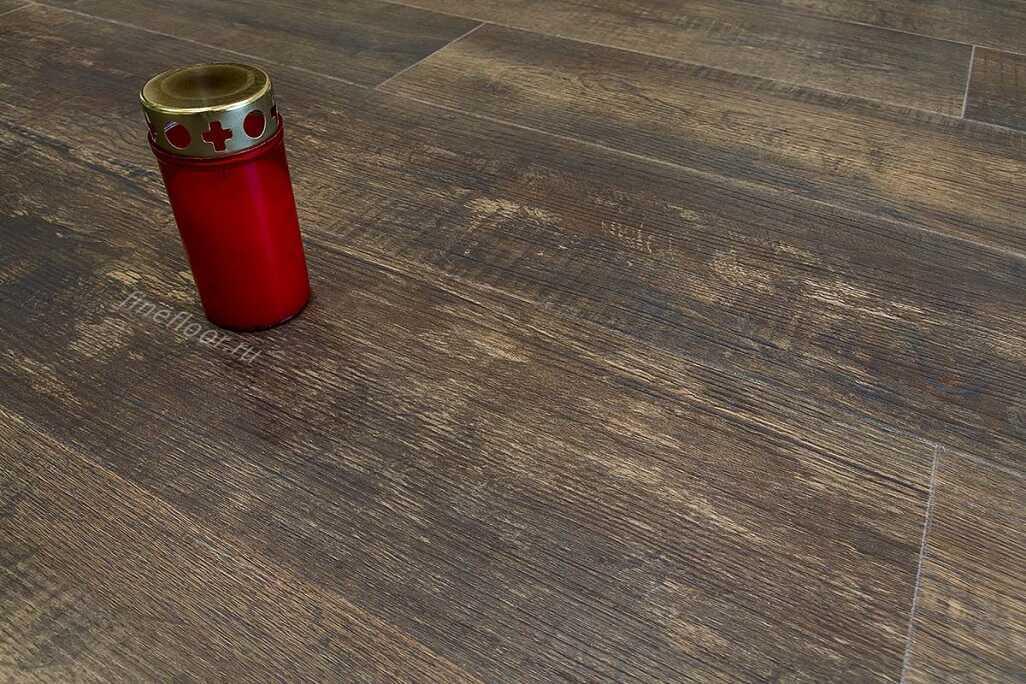 Виниловый ламинат Fine Floor - Wood Дуб Окленд (FF-1585)