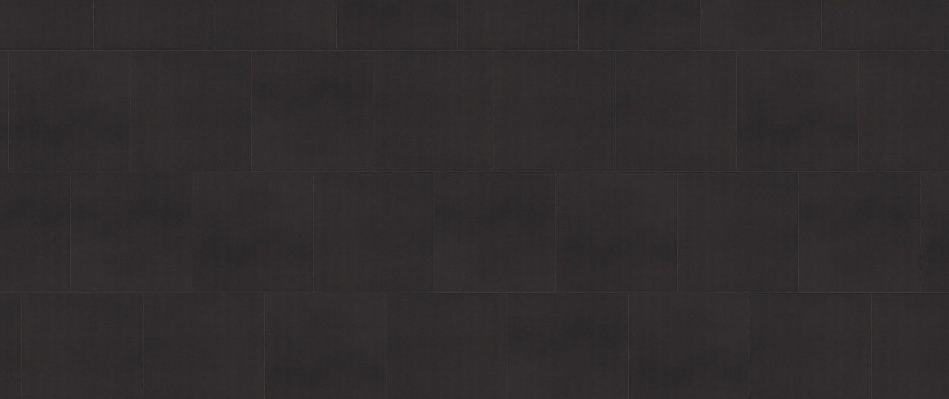 Виниловая плитка Wineo - 800 Tile Solid Black (DB00103-2)
