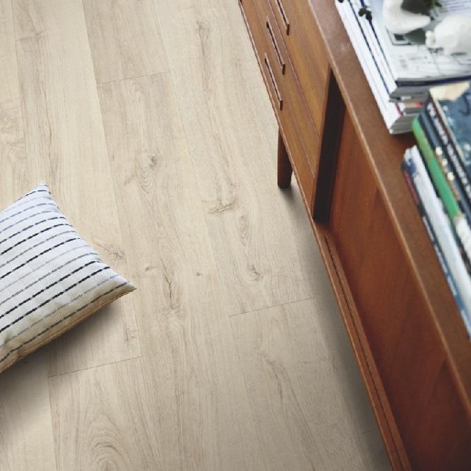 Виниловый пол Pergo - Optimum Click Morden Plank Дуб деревенский светлый (V3131-40095)