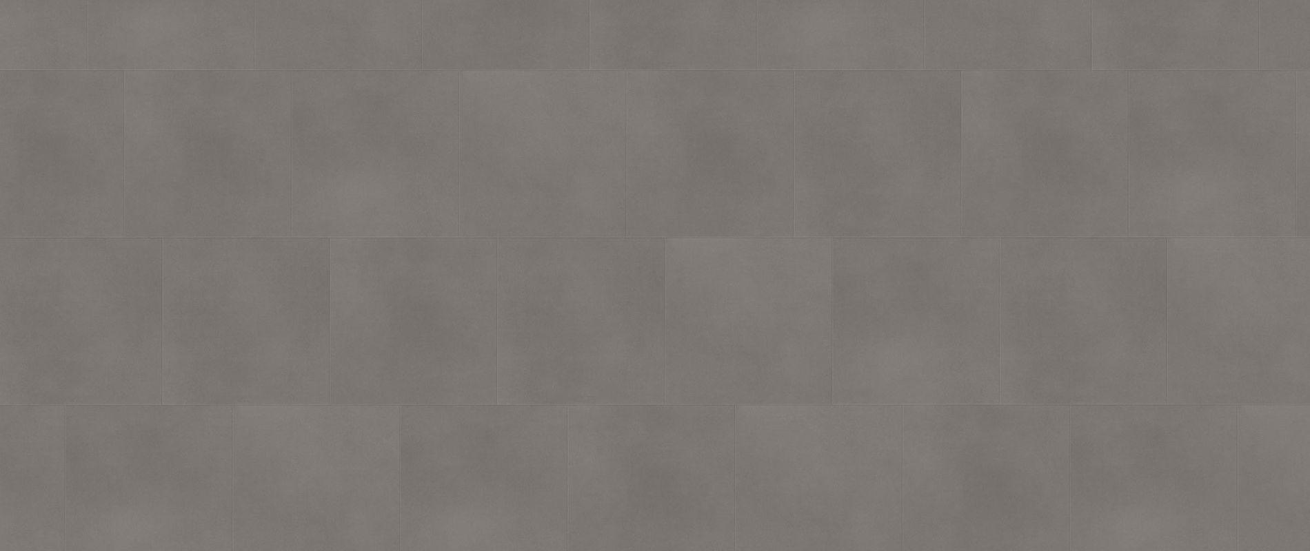Виниловая плитка Wineo - 800 Tile Solid Grey (DB000097-1)