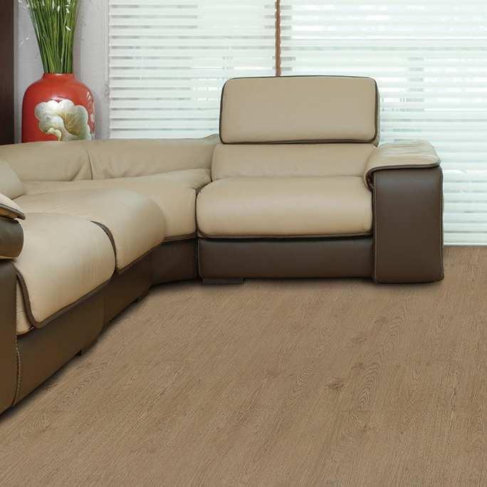 Виниловая плитка DeArt Floor - Lite Греческий Орех