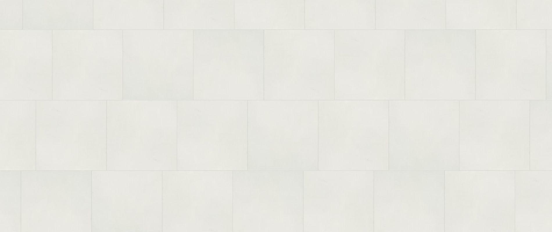 Виниловая плитка Wineo - 800 Tile Solid White (DB00102-1)
