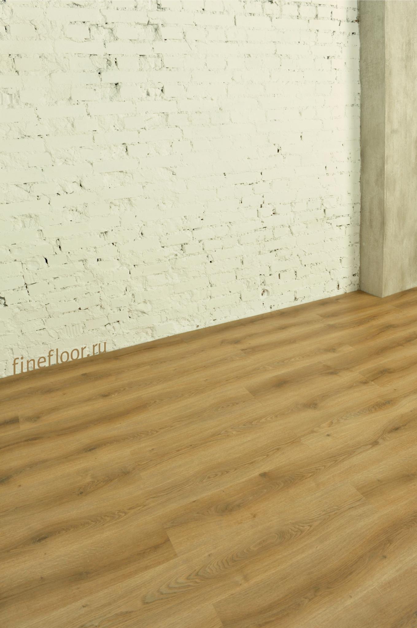 Виниловая плитка Fine Floor - Strong Дуб Гудвик