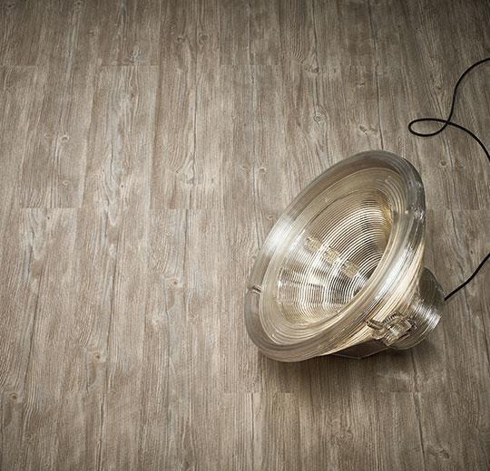 Дизайн плитка ПВХ Allura Forbo - Click Сосна Рустикальная выветренная
