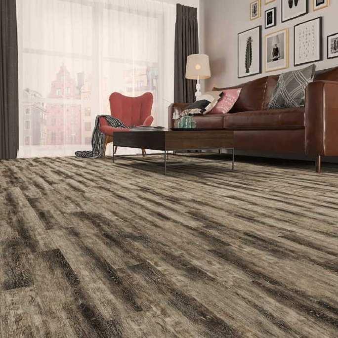 Дизайн плитка ПВХ Wonderful Vinyl Floor - Luxe MIX Airy Сарсель