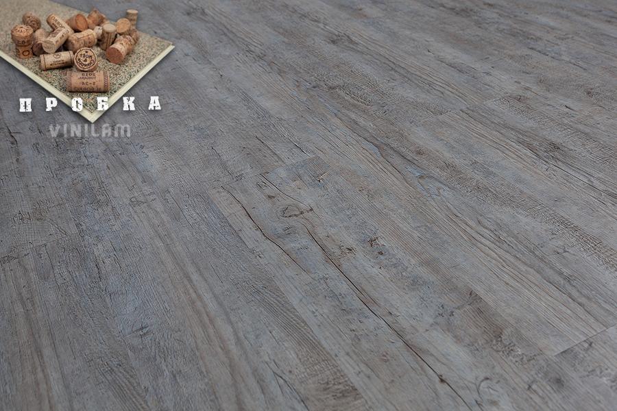 Виниловый ламинат Vinilam - New Prestige Gibrid Дуб Льеж