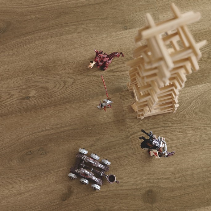 Виниловый пол Pergo - Optimum Click Plank Дуб кофейный натуральный (V3107-40019)