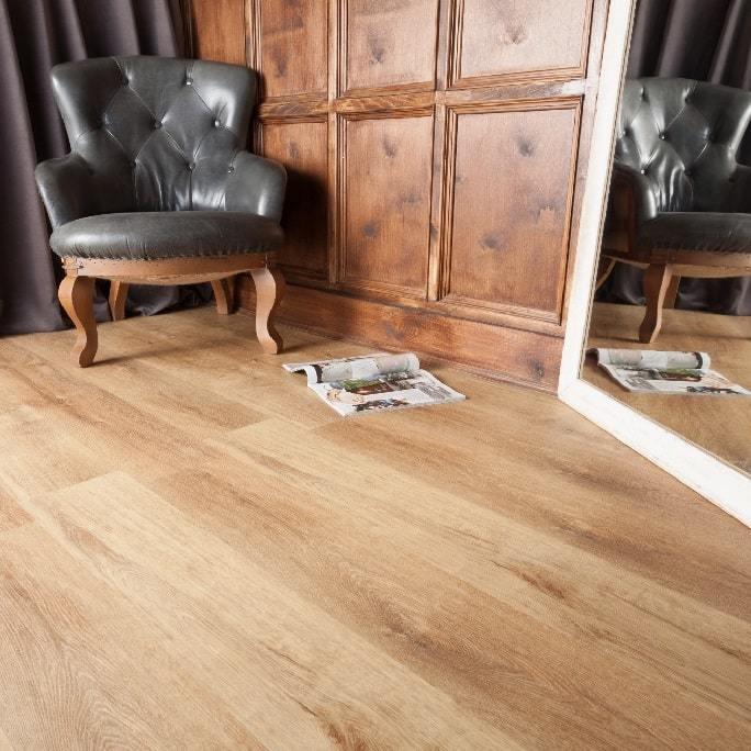 Виниловый ламинат AquaFloor - Real Wood (AF6034)
