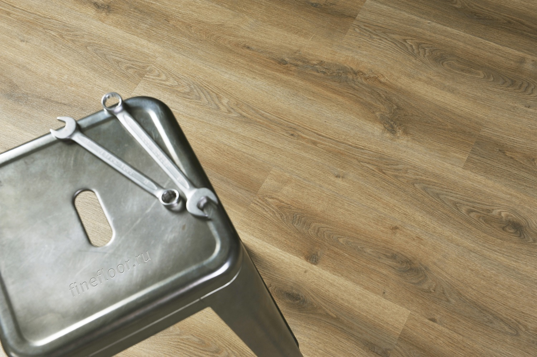 Виниловая плитка Fine Floor - Strong Дуб Милпорт