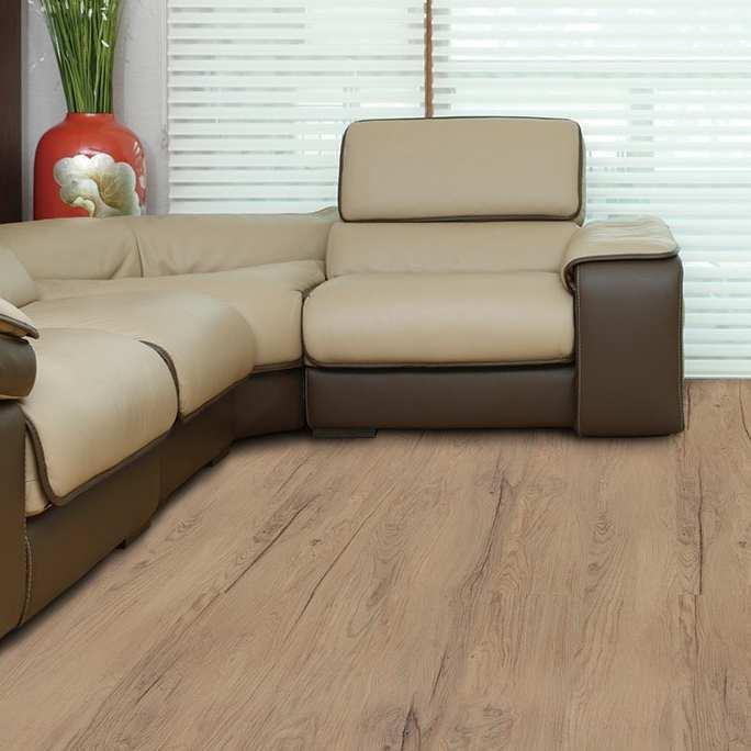 Виниловая плитка DeArt Floor - Optim Клён Молодой