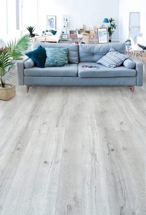 Каменно-полимерная плитка Alpine Floor - Real Wood Дуб Verdan