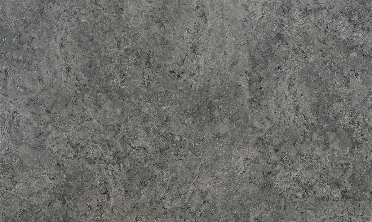 Виниловый ламинат Progress - Stone (6.5 мм) Slate Dark