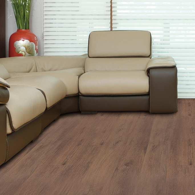 Виниловая плитка DeArt Floor - Strong Дуб Шервуд