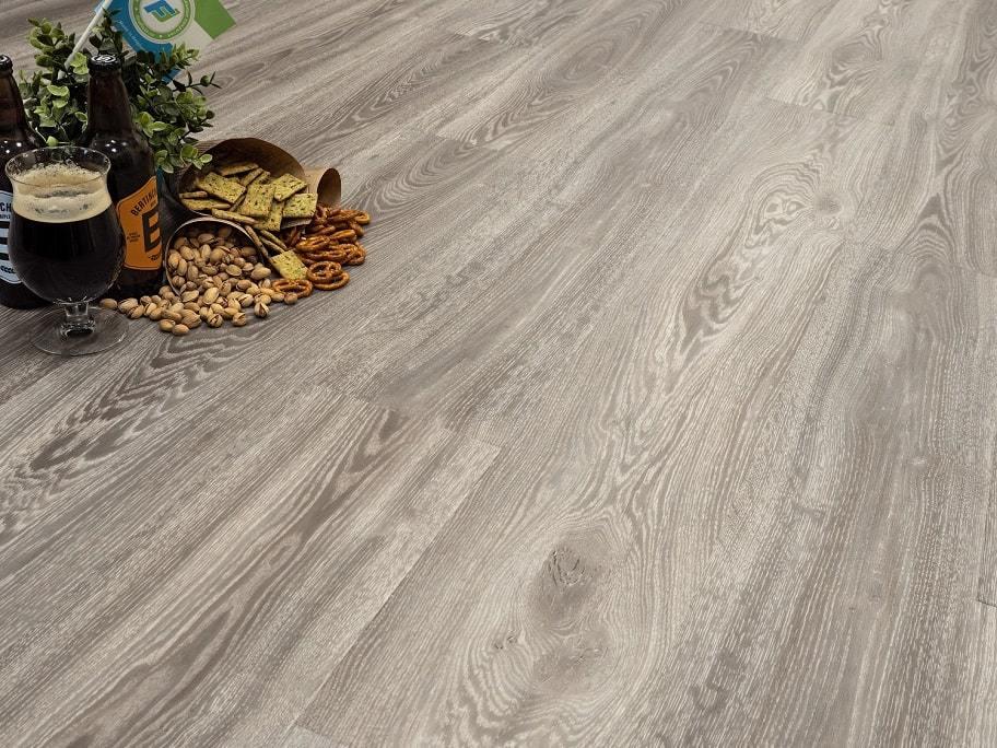 Виниловый ламинат Fine Floor - Wood Дуб Бран (FF-1516)