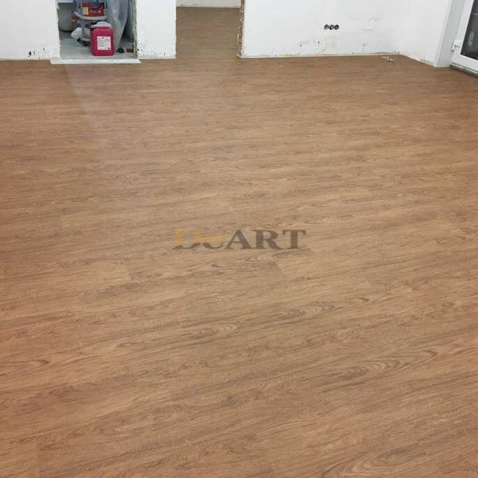Виниловая плитка DeArt Floor - Strong Ольха Красная