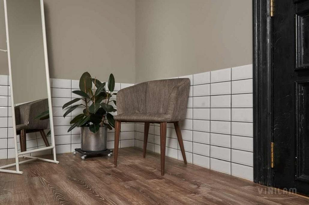 Виниловый ламинат Allure Floor - Isocore (7.5 мм) Дуб дымчатый