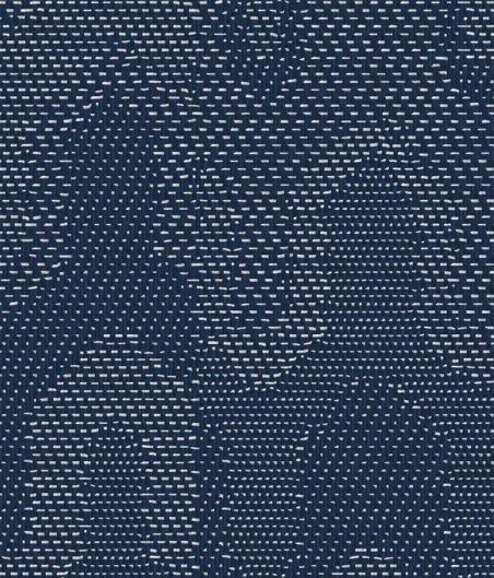 Рулонный ПВХ пол Bolon - Missoni Оптический черничный
