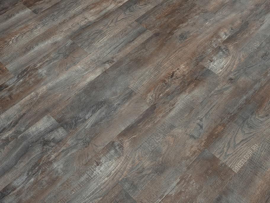 Виниловая плитка Fine Floor - Wood Дуб Этна (FF-1418)
