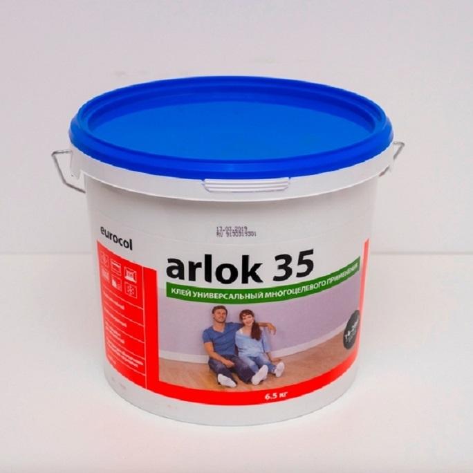 Клей для ПВХ дисперсионный Forbo Eurocol Arlock35